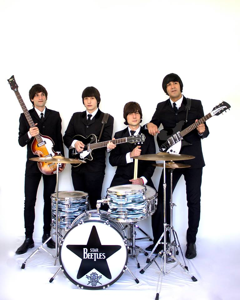 Bento Gonçalves recebe show da banda Star Beetles no Dia Mundial do Rock