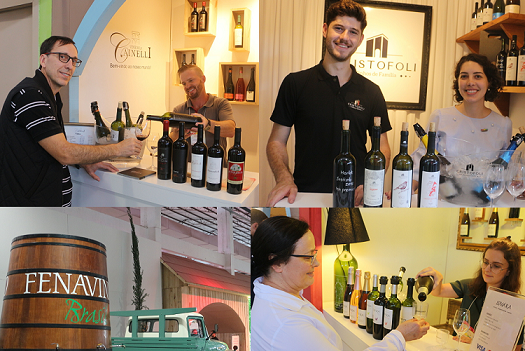 Empreendedores do Wine For Us participam da 16ª Fenavinho