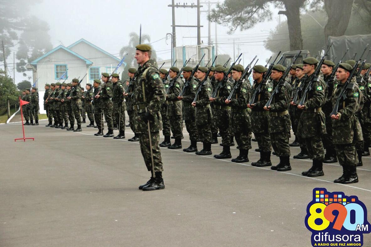 Garibaldi: jovens convocados devem comparecer à Junta Militar no próximo dia 25