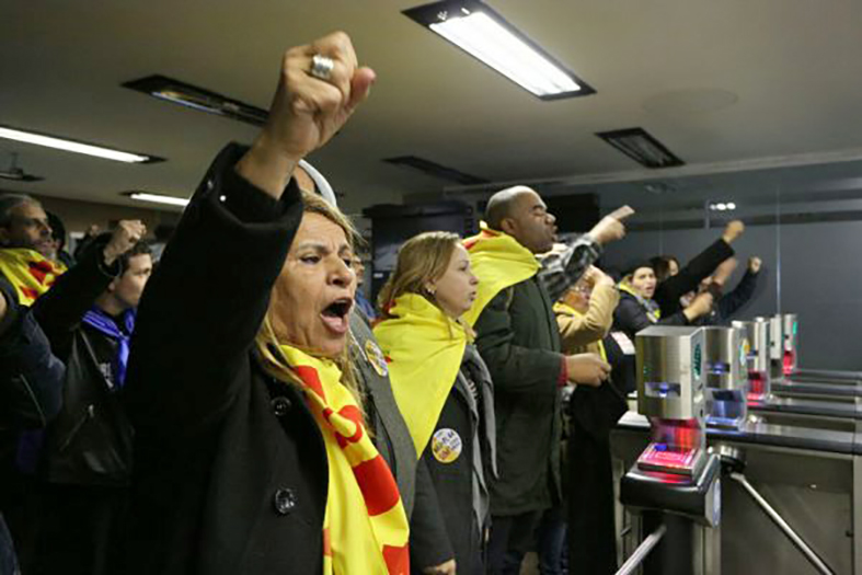 Governo suspende negociação com Cpers enquanto greve não for encerrada