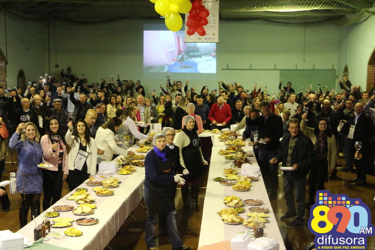 Festival do Vinho Colonial do Vale dos Vinhedos ocorre neste sábado em Bento