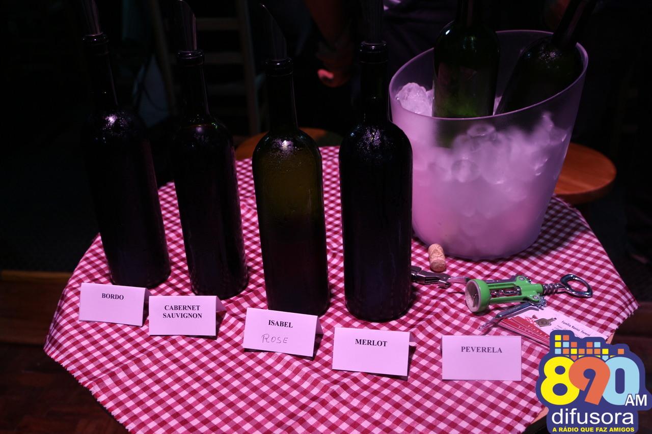Festival Nacional do Vinho Colonial ocorre em Faria Lemos nesta sexta