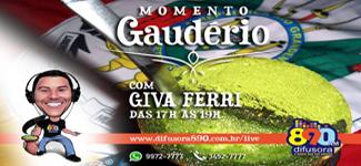 Momento Gaudério com Giva Ferri