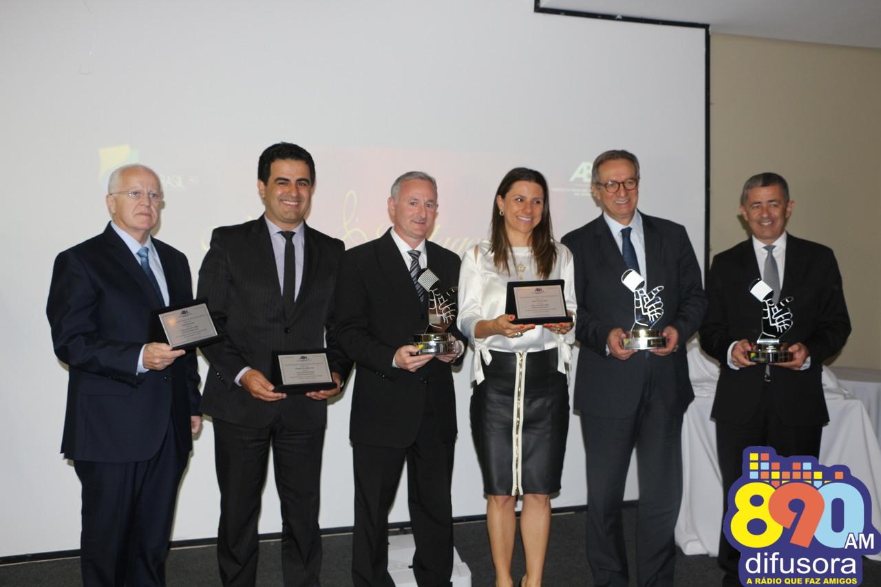 Bento recebe troféu destaque estadual Protagonista em Eventos