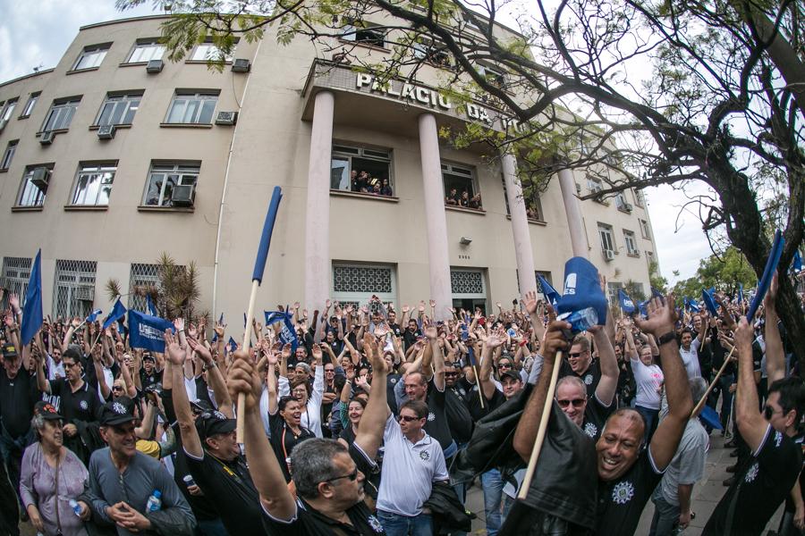 Policiais Civis, Federais e Rodoviários Federais discutem Greve Geral para o dia 28