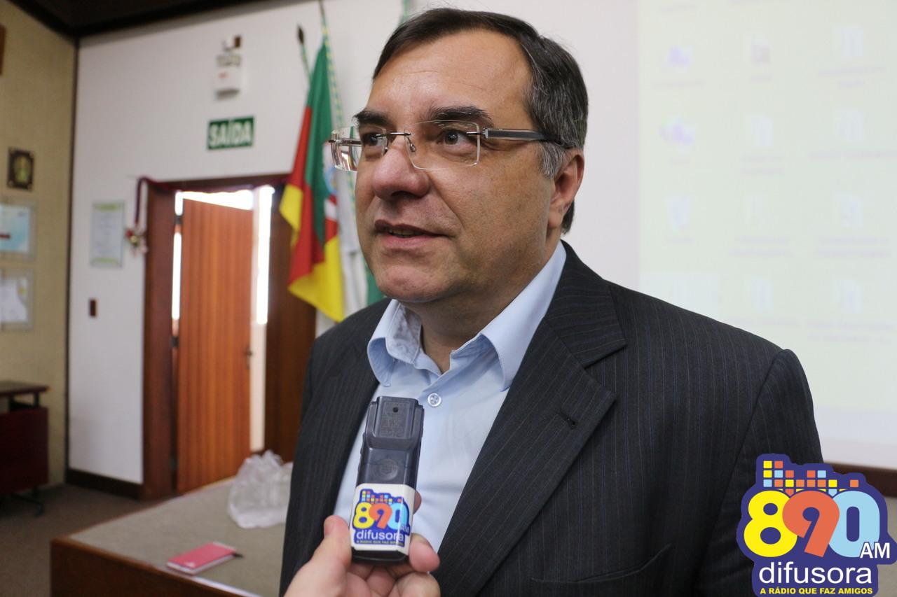 Superintendente do Hospital Tacchini atesta positivo para Coronavírus