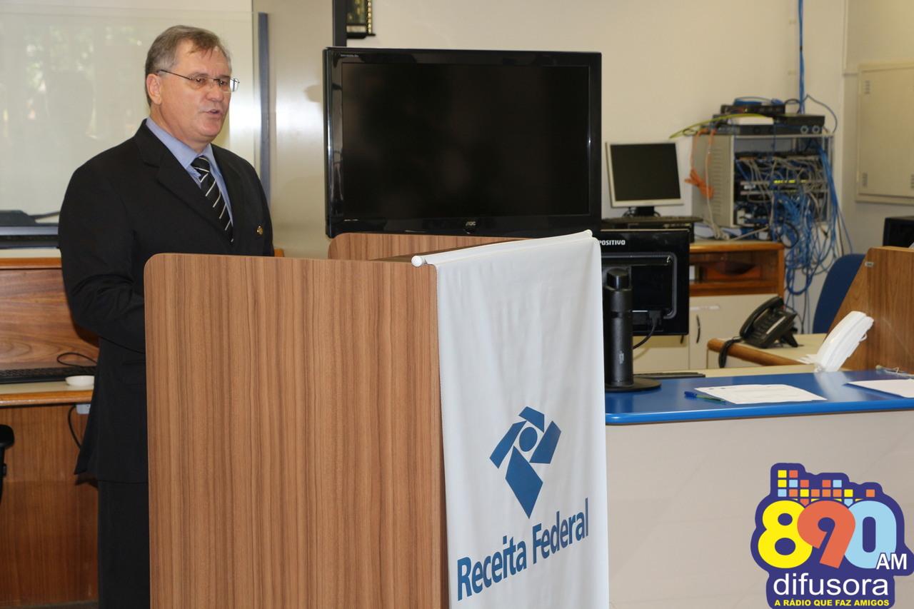 Ex-agente fiscal da Receita Federal em Bento assume Delegacia Regional em Caxias