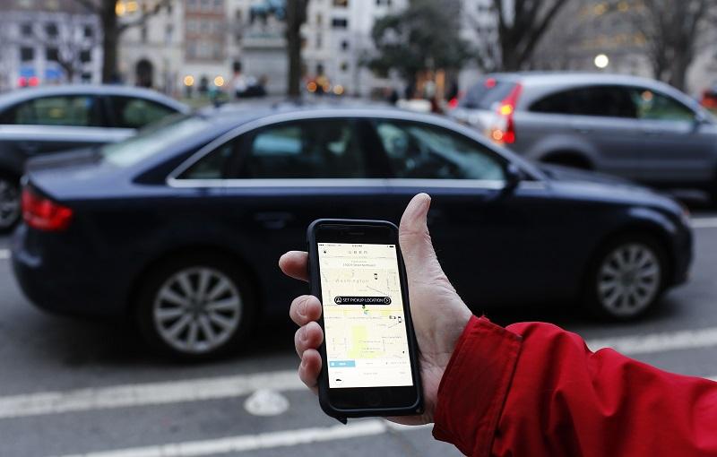 Motoristas de Uber poderão ser multados em Bento