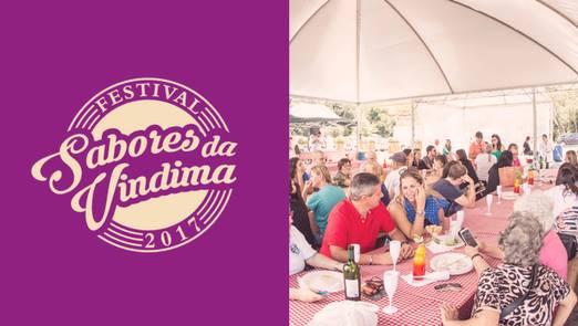 3ª edição do Festival Sabores da Vindima ocorre neste sábado em Bento