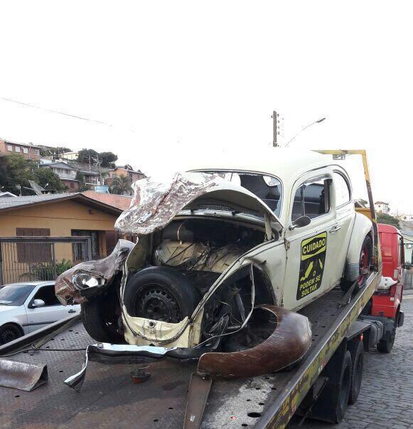 Jovem morre em acidente de trânsito em Carlos Barbosa