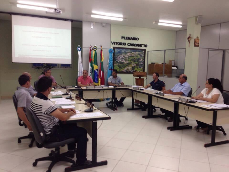 Vereadores de Monte Belo aprovam alteração em Lei de Incentivo Municipal