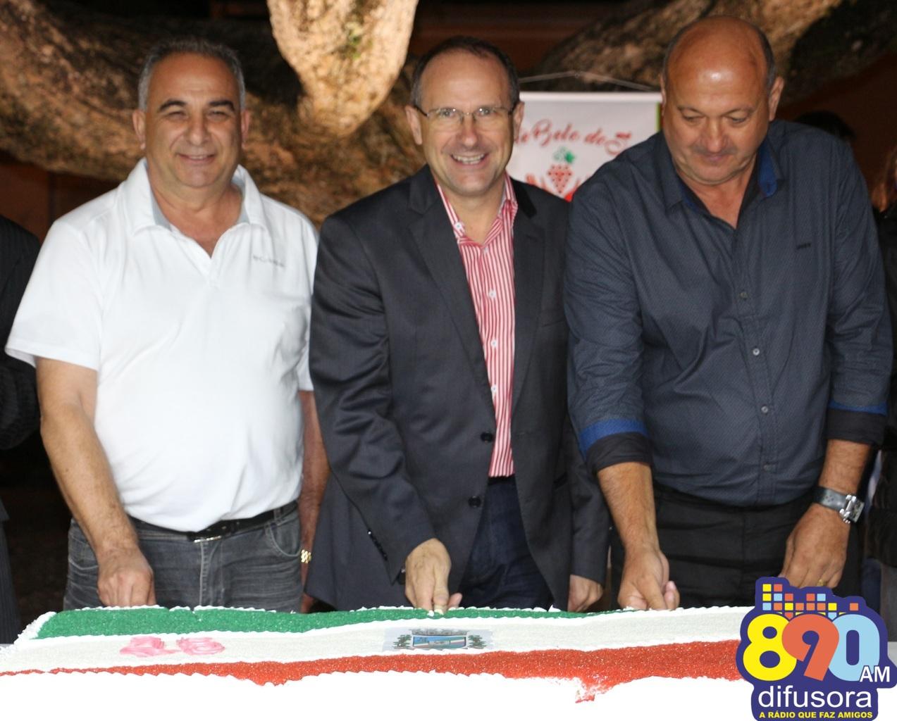 Festa marca os 25 anos de emancipação política de Monte Belo