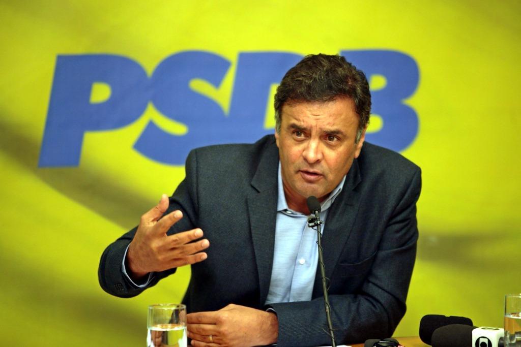 TSE intima PSDB a explicar doações de empreiteira a Aécio em 2014