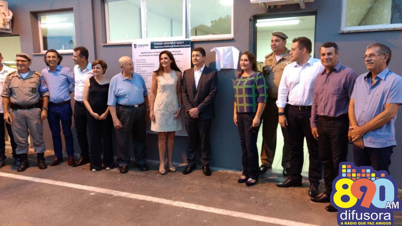 Inaugurados novos alojamentos do 3º BPAT em Bento