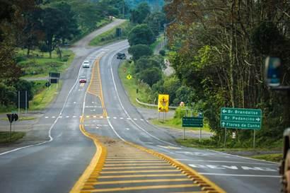 EGR tem 37 equipes executando obras em estradas