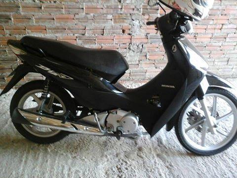 Moto é furtada no bairro Ouro Verde, em Bento