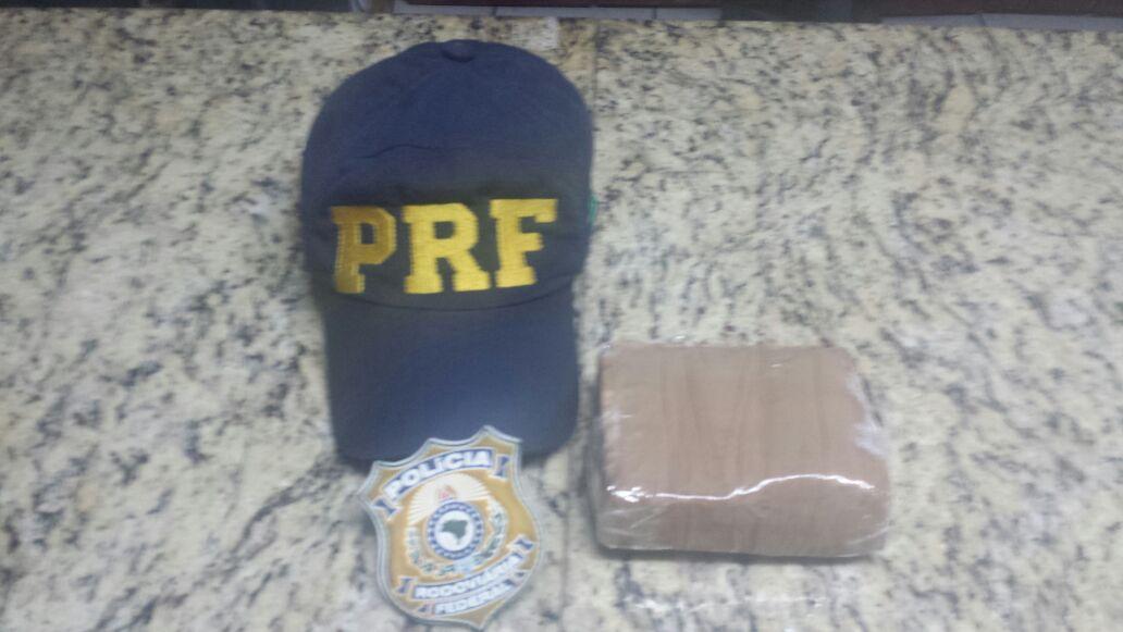 Após perseguição de 10km, PRF apreende drogas na BR 470