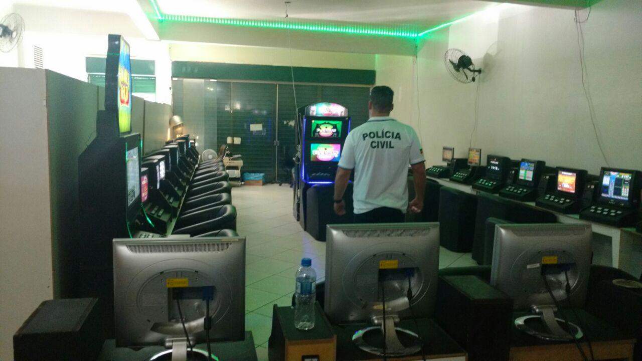 Operação Jogatina combate os jogos de azar em Caxias do Sul