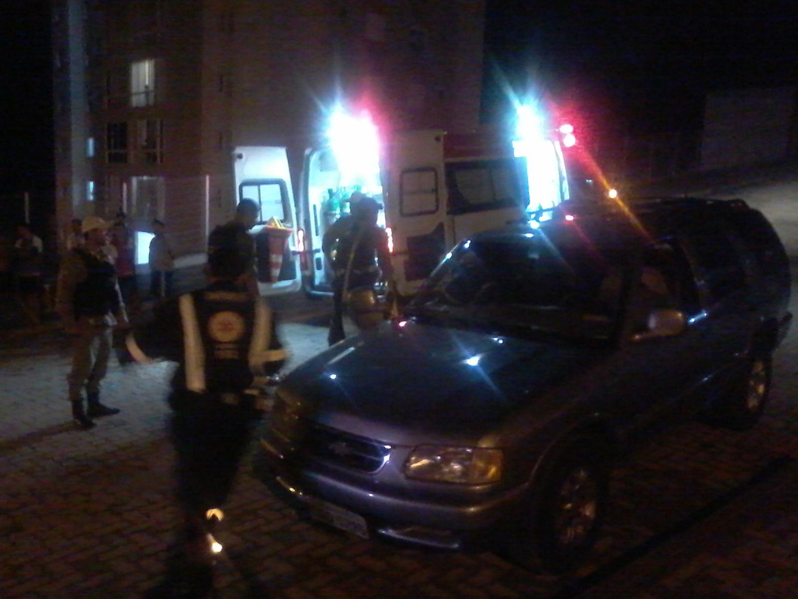 Homem é morto a tiros no Vila Nova III em Bento