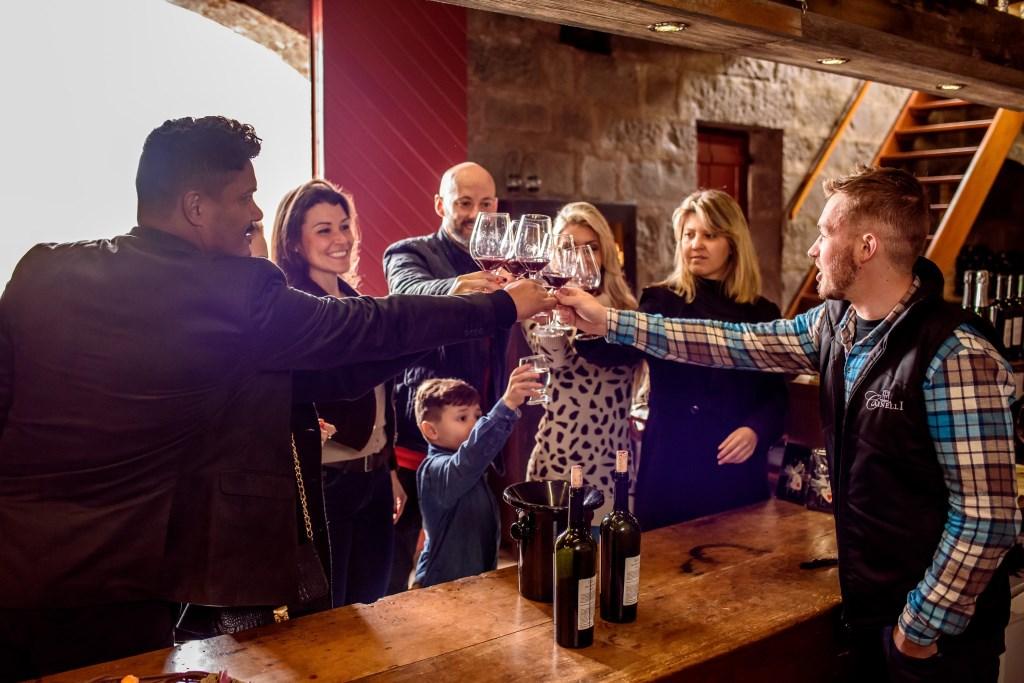 """Giordani Turismo oferece opções em programação do """"Dia do Vinho"""""""
