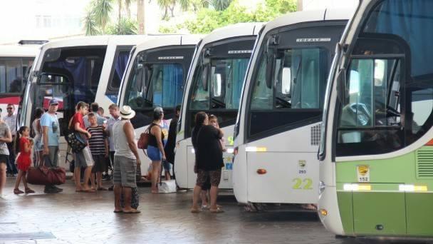 Daer suspende transporte intermunicipal nesta sexta devido à greve