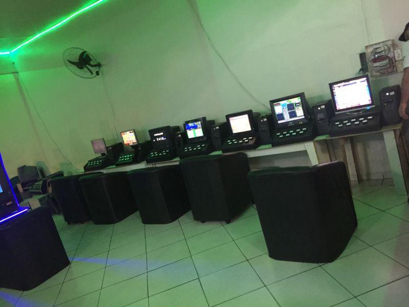 Operação da Secretaria do Urbanismo e Polícia Civil fecha bingo em Caxias do Sul