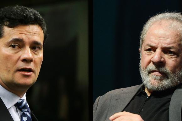Por decisão de Moro, Banco Central bloqueia mais de R$ 600 mil de Lula