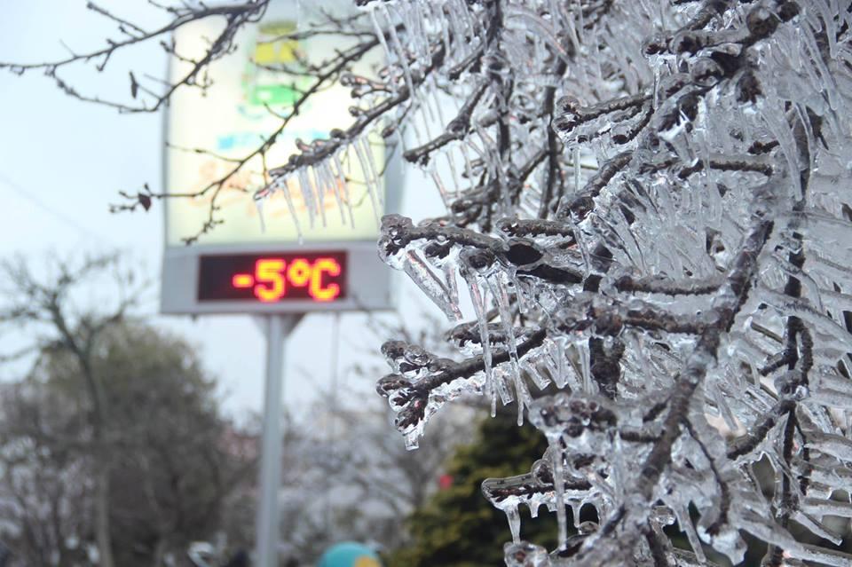 Serra catarinense registra -7,4ºC na madrugada, menor temperatura do ano no país