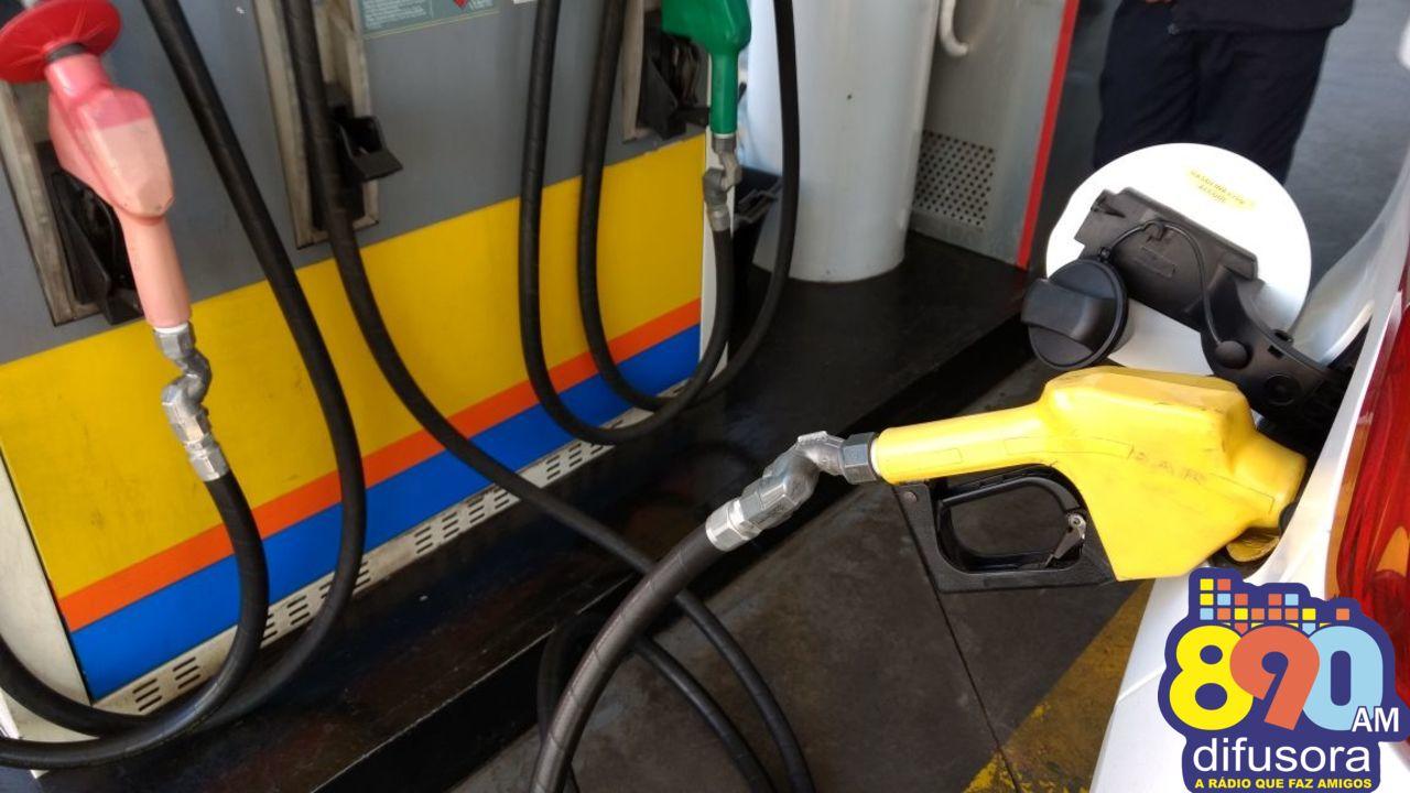 Procon divulga nova pesquisa comparativa de preços de combustíveis em Bento