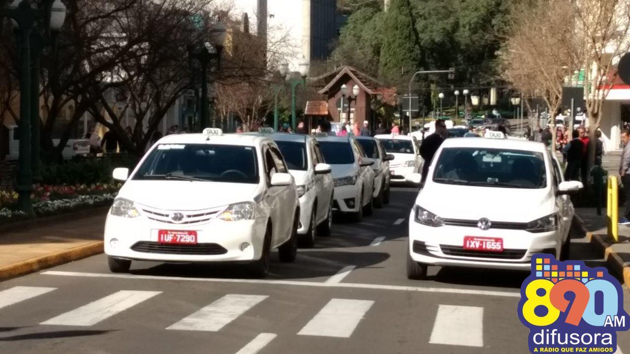 Aplicativo de táxis em Bento já tem mais de mil cadastros em três meses