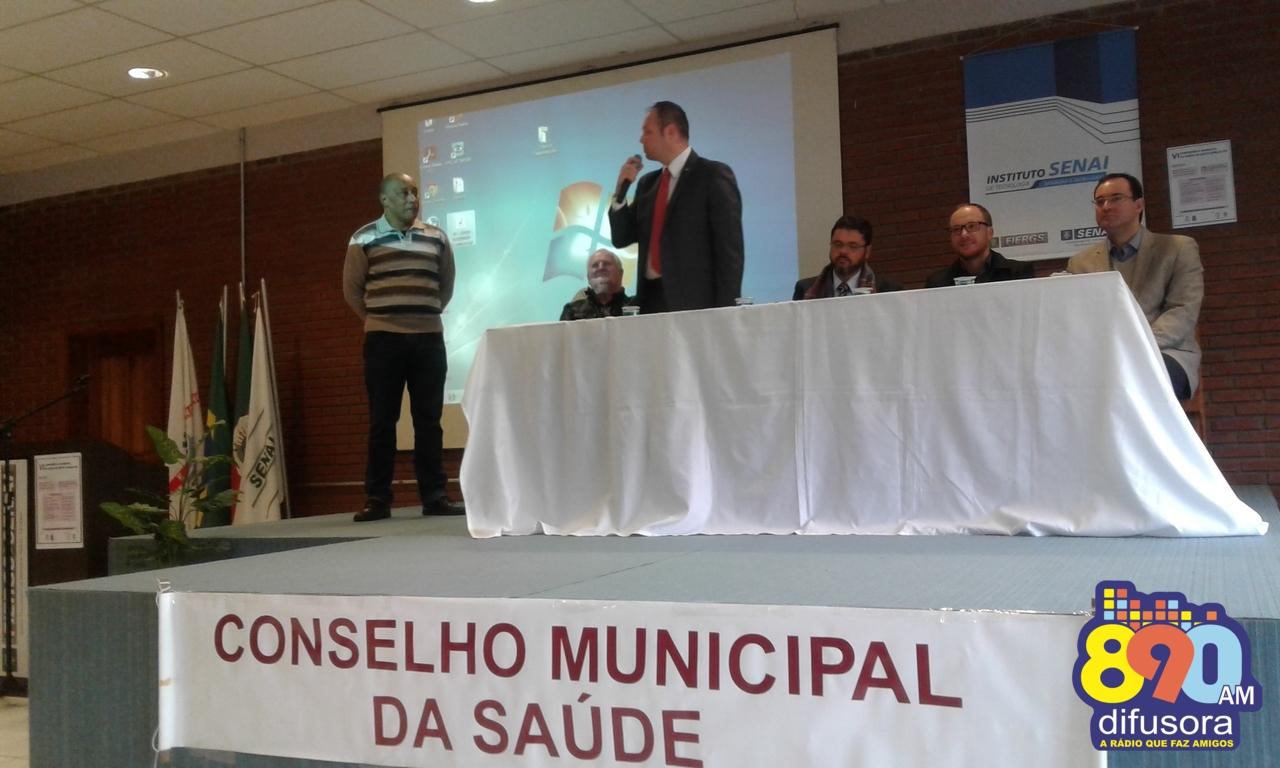 Conselho de Saúde e Núcleo de Educação em Saúde realizam conferência em Bento