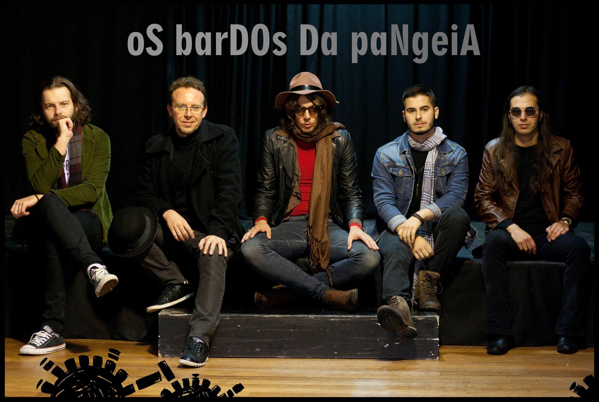"""Show de """"Os Bardos da Pangeia"""" chega a Bento dia 24"""
