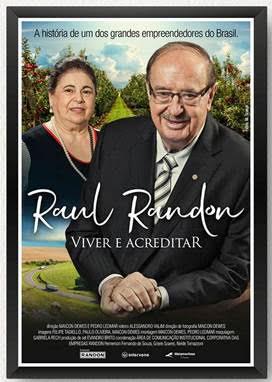 Vida de Raul Randon é retratada em documentário no cinema