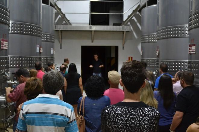Courmayeur realiza 19º encontro da Confraria do Espumante em Garibaldi