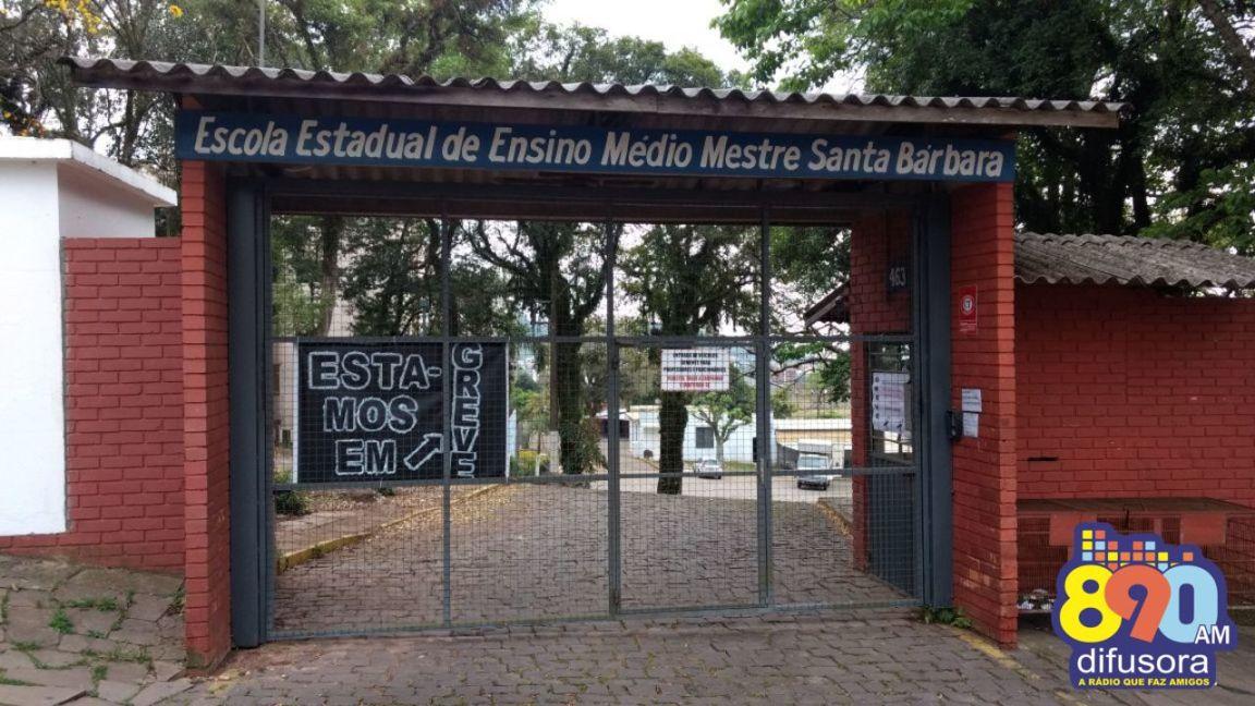 Escola Mestre Santa Bárbara retoma parcialmente as atividades em Bento