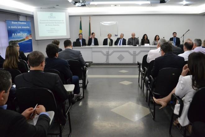 TCE-RS orienta Amesne a criação de Comissão para discutir a judicialização na saúde e na educação
