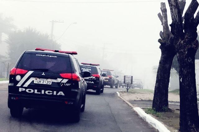 Polícia Civil realiza mais de 740 prisões e de 50 apreensões de adolescentes no estado