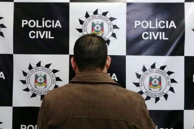 Homem é preso em Santo Augusto por tentativa de homicídio ocorrida em Caxias do Sul