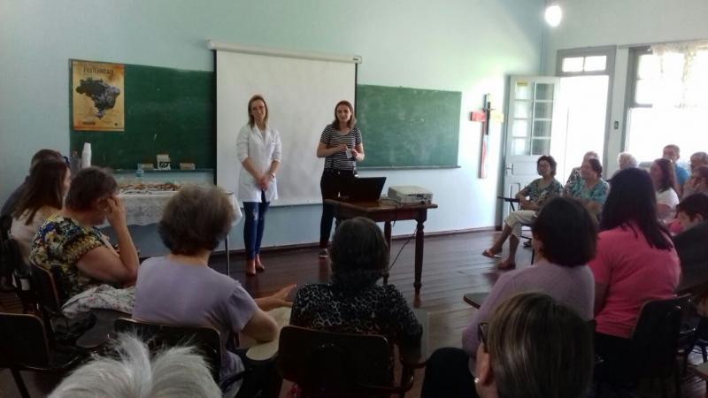 Grupo de Hipertensos e Diabéticos participa de encontro em Pinto Bandeira