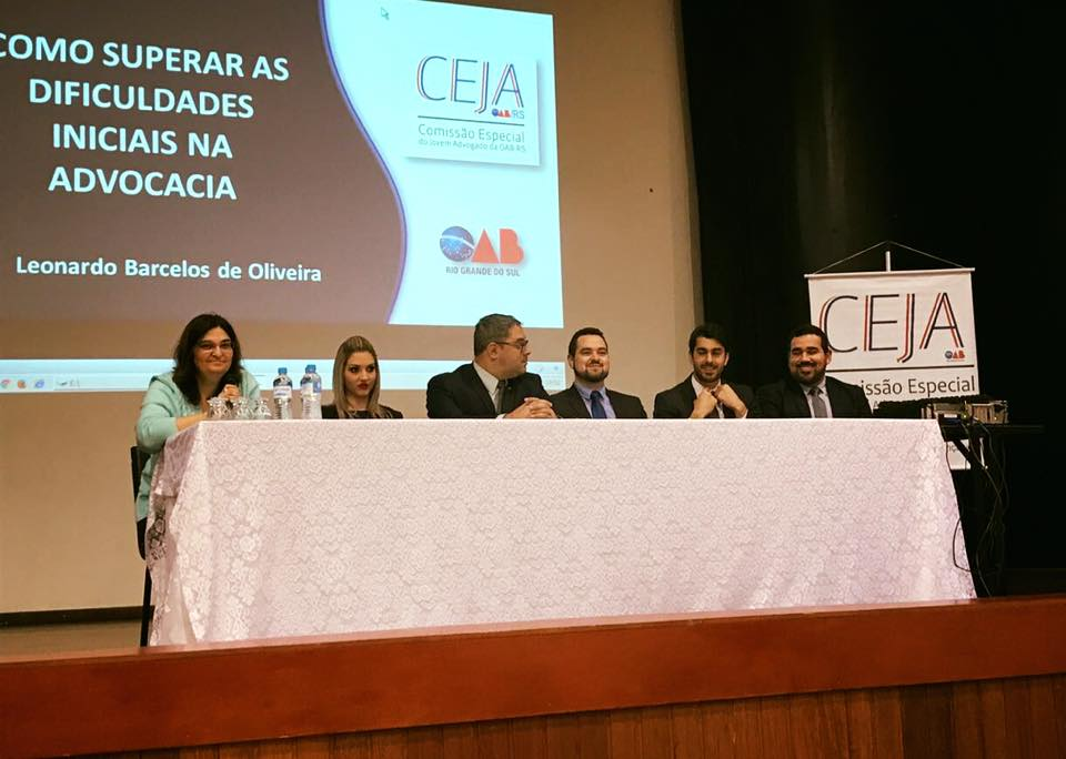 OAB Bento participa da Semana Acadêmica de Direito da UCS