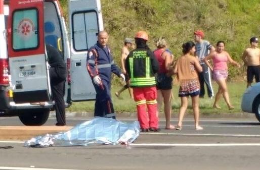 Mulher morre em acidente na ERS122 em São Sebastião do Caí