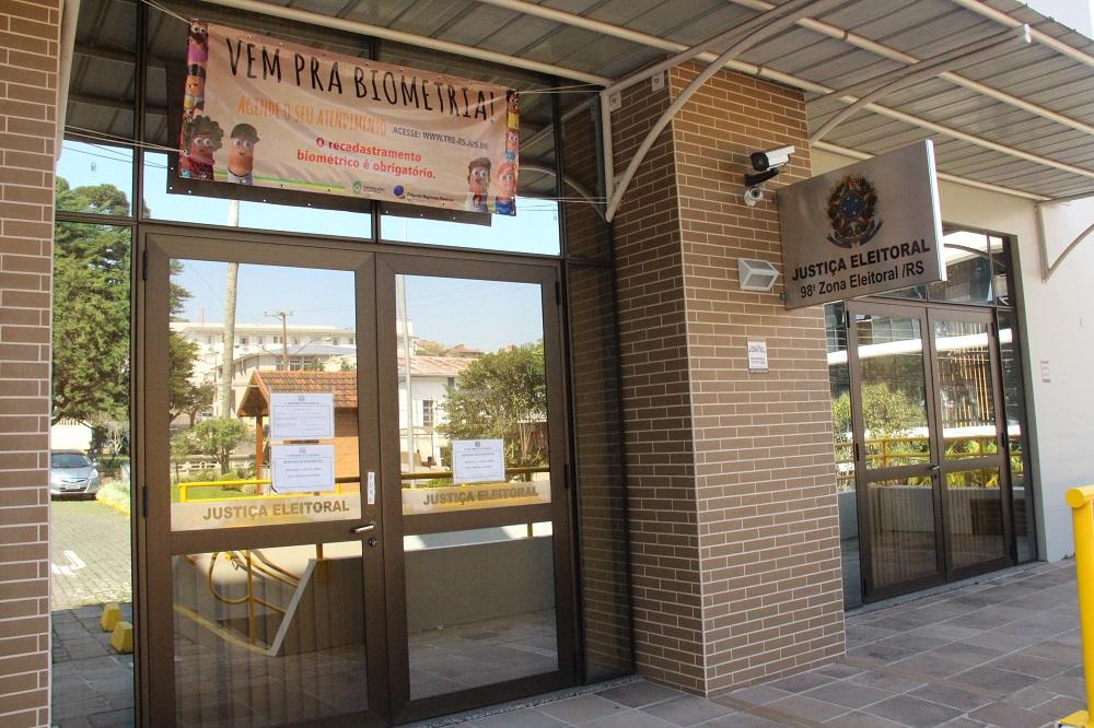 Confirmada a permanência da Zona Eleitoral de Garibaldi