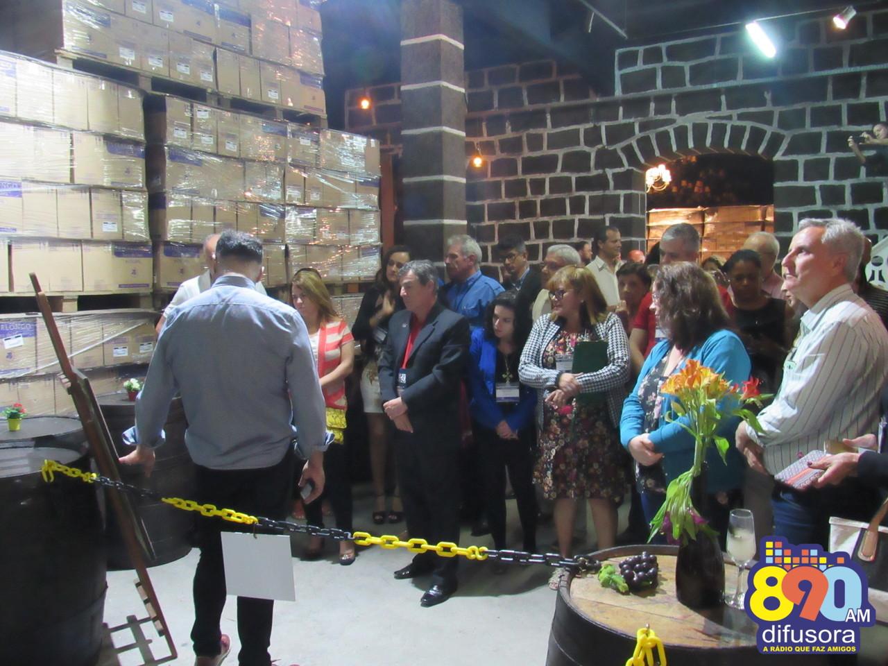 Agentes de viagens e operadores de turismo participam de evento em Bento e Garibaldi