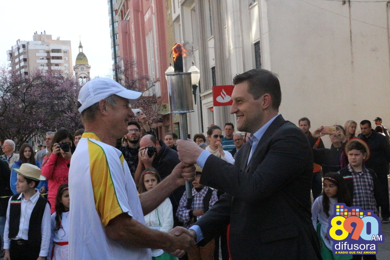 Semana da Pátria é aberta oficialmente em Bento Gonçalves