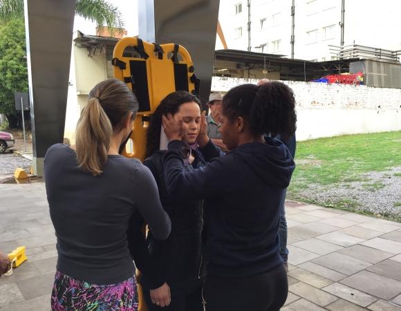 Defesa Civil de Bento realiza 5º Capacitação de Voluntários