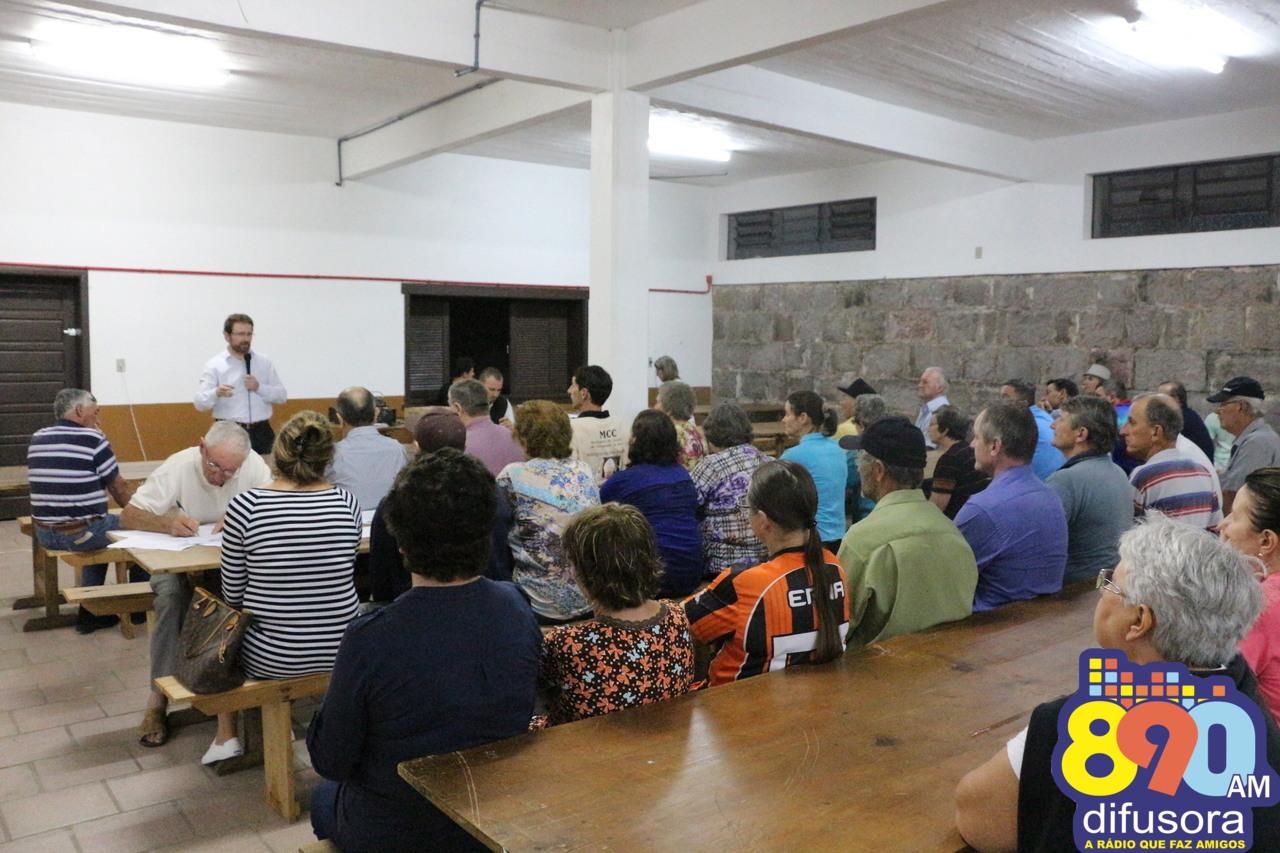 Aprovada criação de estatuto para regularizar administração do cemitério de Pinto Bandeira
