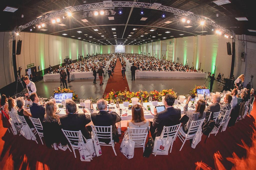 25ª edição da Avaliação Nacional de Vinhos reúne cerca de mil pessoas de todo o Brasil em Bento