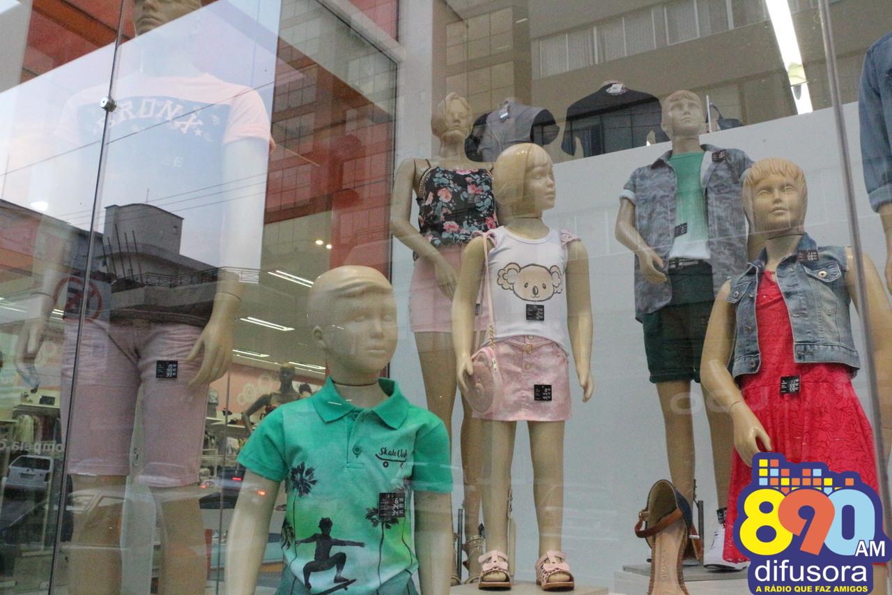 Comércio de Bento aposta em vendas superiores a 10% no Dia das Crianças