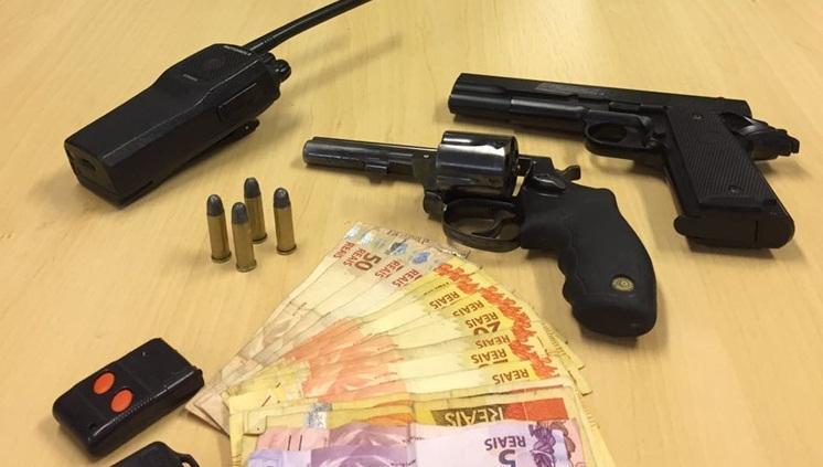 PF prende responsável por assalto a agências dos Correios no RS