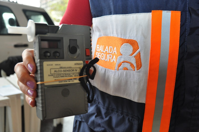 Mobilização nacional promove operações da Lei Seca em todo país